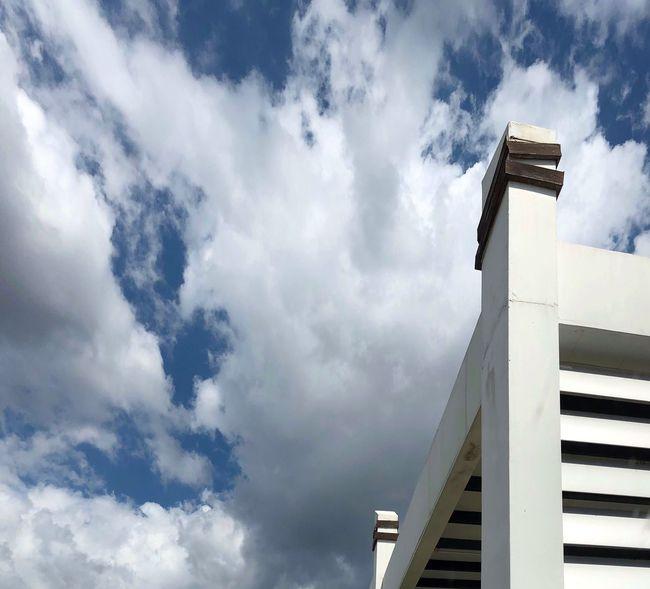 Sky Cloud - Sky Built Structure Architecture Building Exterior Low Angle View Nature