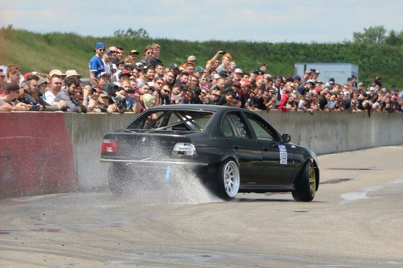 Drift Drifitng Car Close-up Cars Bmw Racecar Fan - Enthusiast