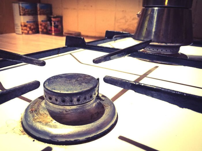 Stove Kitchen Dirty Stove Commune Apartment Share Wohngemeinschaft Cooking The Week On EyeEm