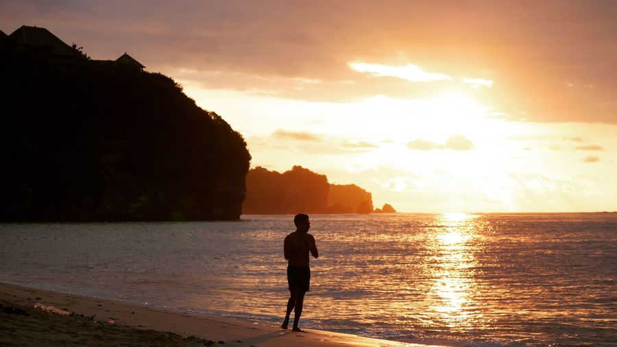 Travel Sunset