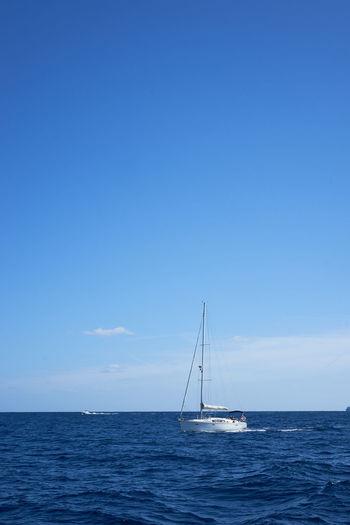 Holidays Sailing Sailing Ship Sailing Ships Sea Sea And Ship Sea And Sky Seascape