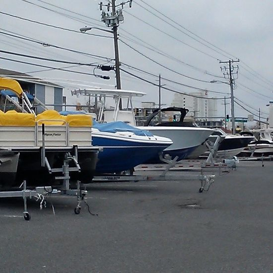 OceanCity Boat Show starts tomorrow, 2/14, rain or shine... Ocmd