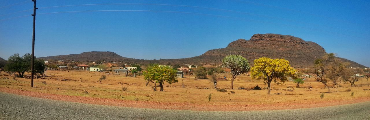 Landscape Sky Nature No People Mythgraphix Visuals South Africa, EyeEm New Here Mzansi EyeEm Gallery Limpopo Polokwane Outdoors Mountain Village View Villagescape Village Scene