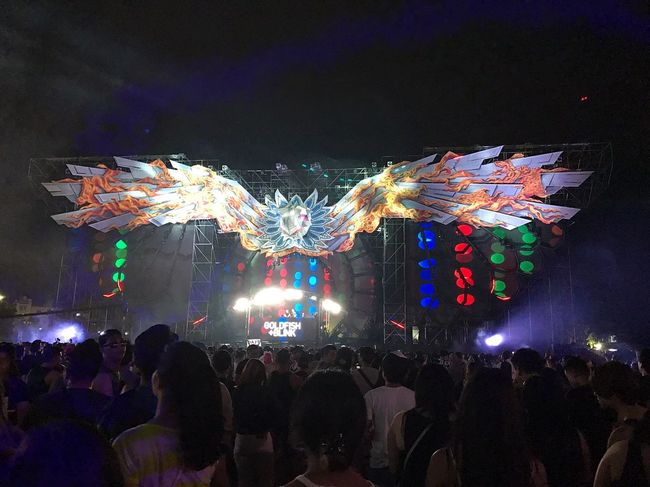 Goldfish & Blink, Garuda Land, Day1 -DWP16, at Jiexpo Kemayoran. Djakarta Warehouse Project 2016 By ITag DanceMusicFestival By ITag View By ITag Live In Concert By ITag Djakarta Warehouse Project By ITag