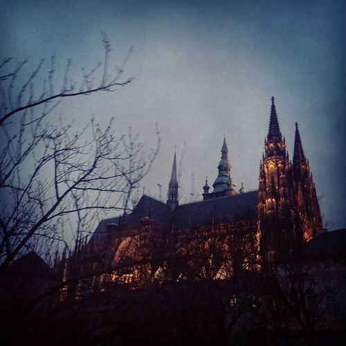 One of the many amazing places in Prague! Contiki Prague Adventure Club