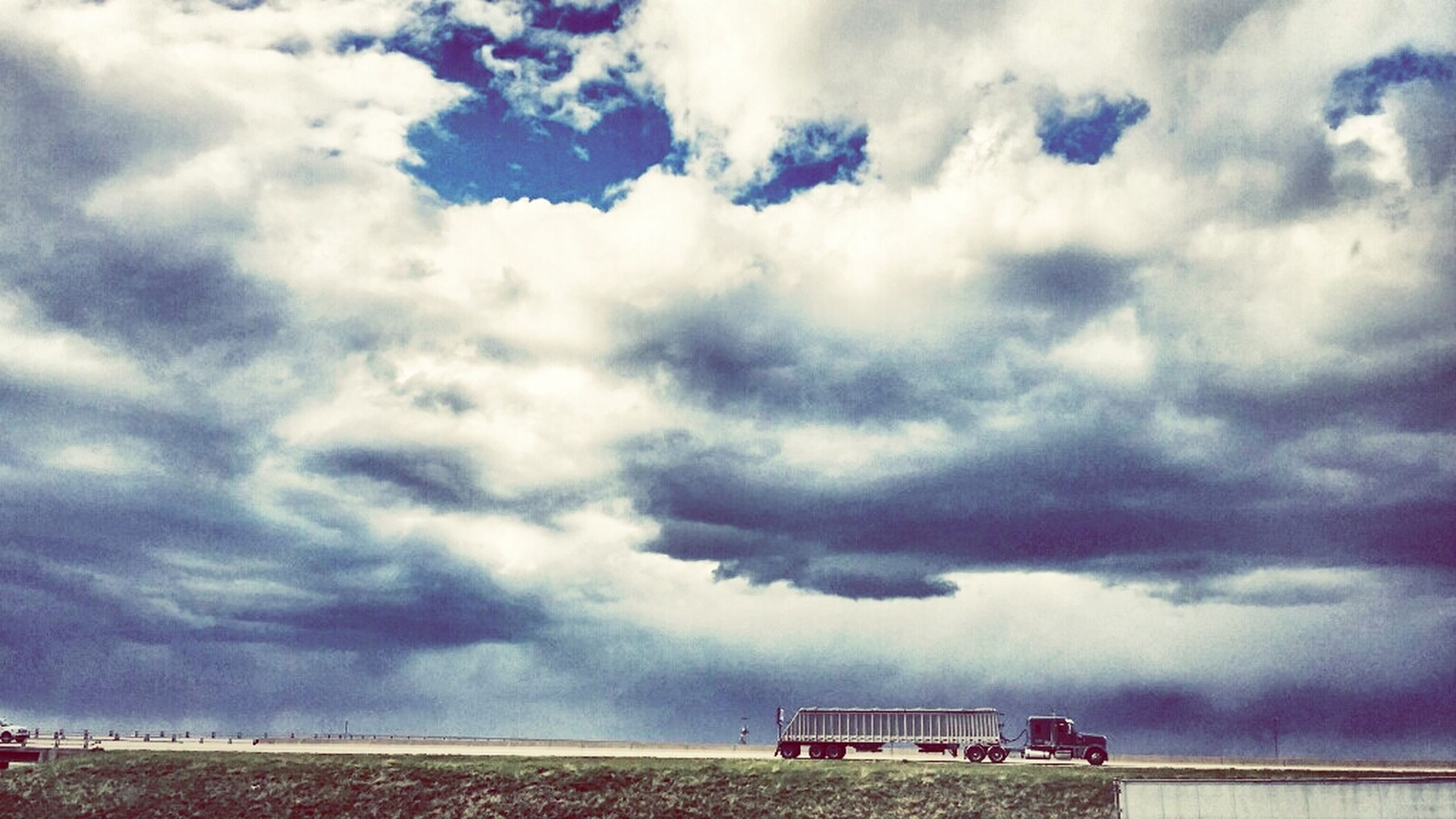 sky, cloud - sky, cloudy, weather, overcast, cloud, cloudscape, tranquility, scenics, beauty in nature, nature, tranquil scene, storm cloud, dramatic sky, landscape, day, transportation, outdoors, idyllic, sea