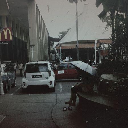 Under My Umbrella Taking Photos Street Photography Alorsetar