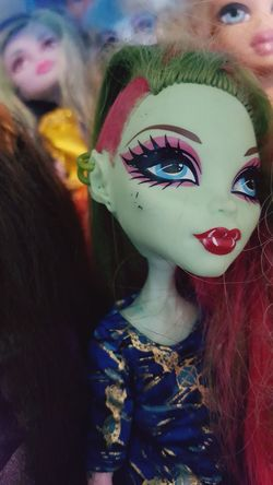 Face Paint Multi Colored Monsterhigh Childrens