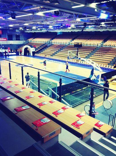 Basketball Team BG Göttingen ❤️ lets go !