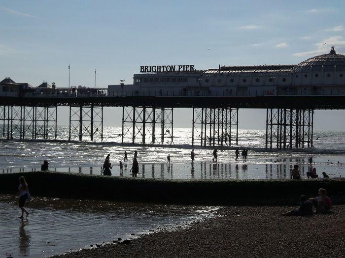 testing the Galaxyzoom In Brighton