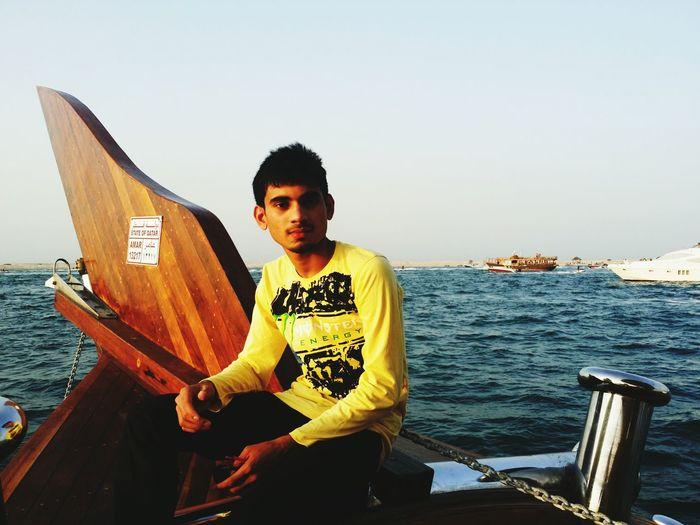 Sailing Ship Sea