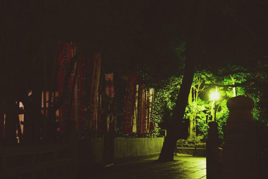 Nightphotography Japan Scenery Historical Night Lights
