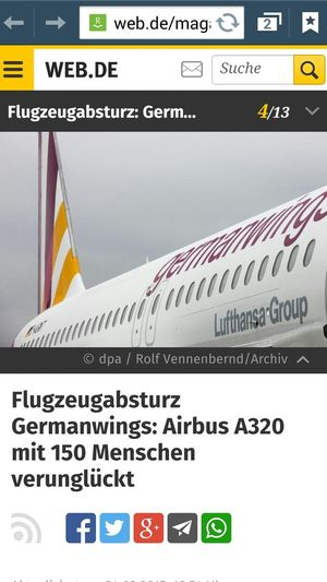 I'm speechless, sad and shocked. R.I.P passengers of Germanwings-flight 4U9525. Ganz Deutschland trauert und ist in gedanken bei allen Angehörigen der Opfer besonders in düsseldorf sind wir zu tiefst bestürzt. Traurig Pray Flight Sad Day Germanwings Tragedy Düsseldorf 4u9525 Barcelona France