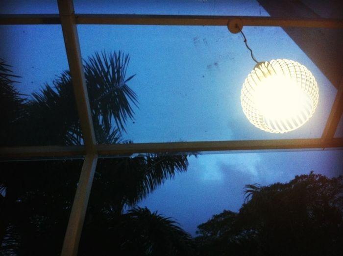 Evening Evening Sky Light Cafe