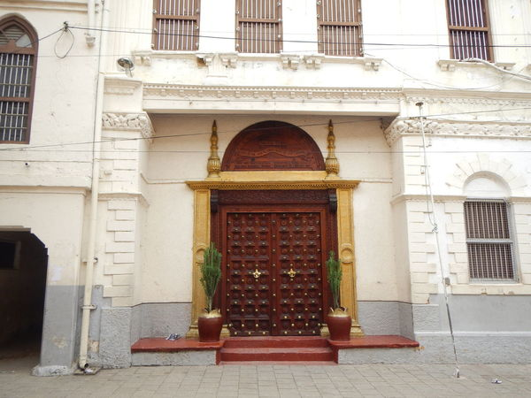 Arch Architecture Building Exterior Built Structure Day Door Entrance Façade No People Outdoors Spirituality