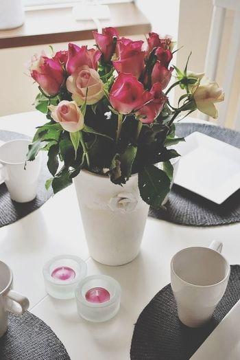 Roses Sweet Love Home