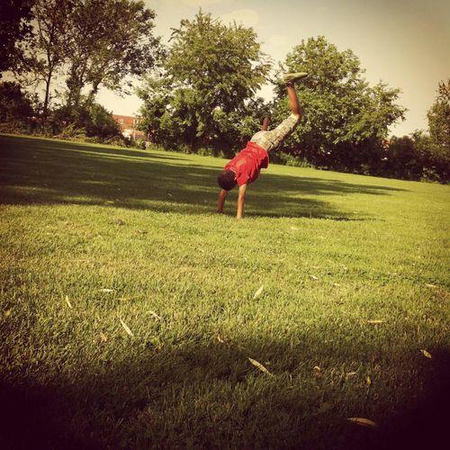 Summer Outside