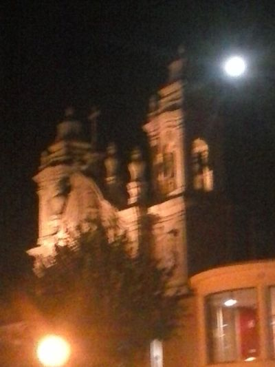 Igreja Congregados,Braga,Portugal Igreja Dos Congregados Taking Photos A Minha Cidade Night Lights