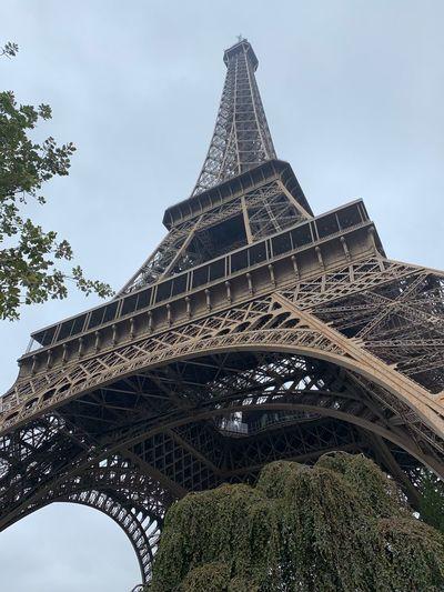 Eiffel Tower EyeEmNewHere 2018 In One Photograph