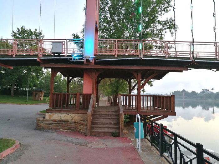 Live For The Story Outdoors No People AdanaTurkey Seyhan River Bridge