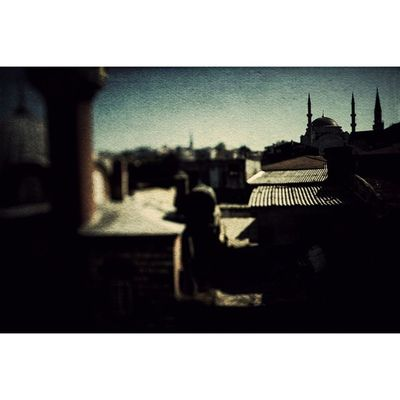 #istanbul #turquie #minaret #tilt #tiltandshift