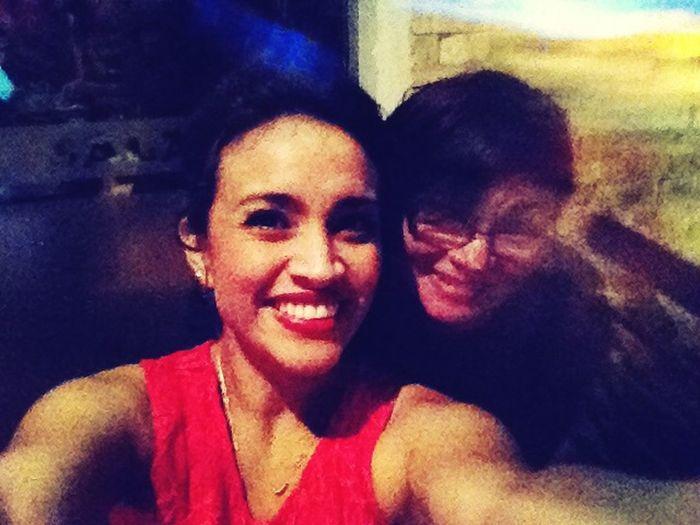 Selfie.time.... Con mi favorita!!!!!