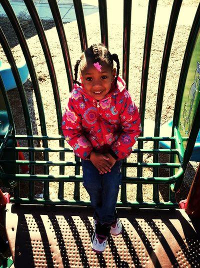 My Niece Ziah