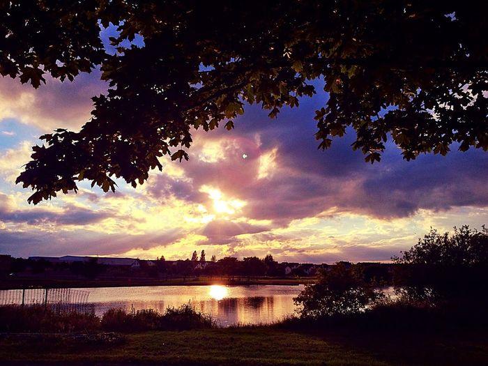 Sunset Silhouettes EyeEm Taking Photo Eyeem Philippines