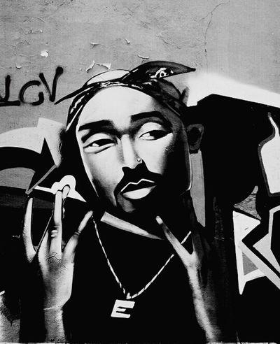 Monochrome Photography Black And White Adult 2pac ♡ Nigga Nigga Nigga