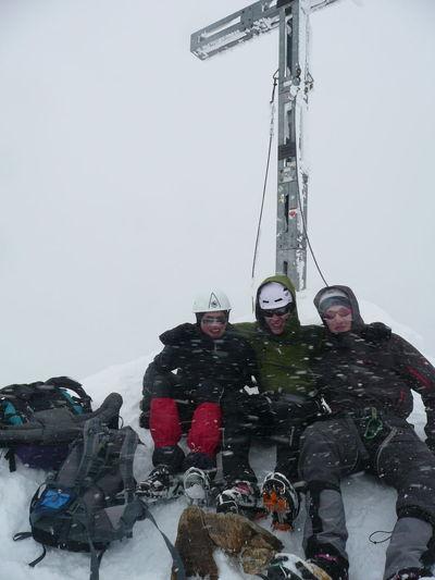 It's Cold Outside Schnee Berge Snow Snow ❄ Mountains Alps Alpen Austria Waytosimilaun Similaun Snowstorm