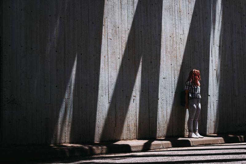 Under the Bridge Abstract Shapes Shape Grey Bridge Shadow Light And Shadow Urban Street City Shadow Sunlight
