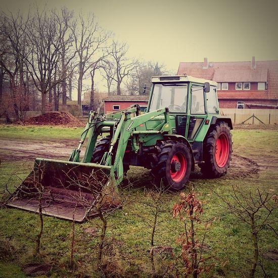 Traktor Fendt Landwirtschaft Landwirtschaftsfahrzeuge Landwirt Bauern Landluft Landliebe Brumm Brumm