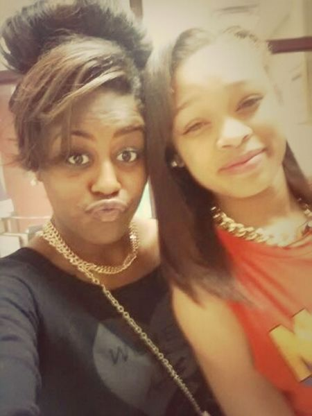 me And my baaaby BAD (: