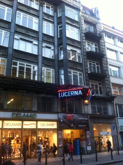 Meeting at Palác Lucerna Meeting