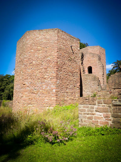 Heiligenberg Architecture Building Exterior Built Structure Heiligenberg History No People Old Old Ruin Run-down Sky Stone Material