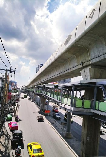 สำโรง City City Street Bangkok Thailand. Bangkok Thailand รถไฟฟ้า รถไฟไทย ไทยแลนด์ สำโรง Car Business Finance And Industry Sky