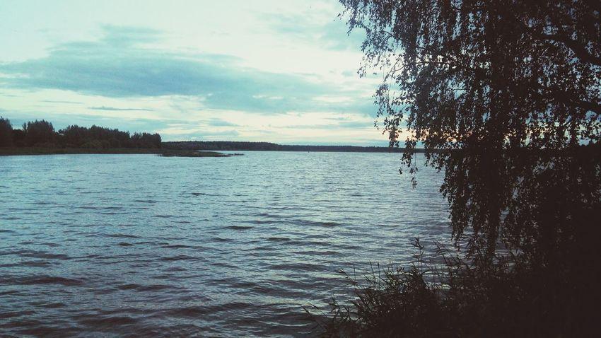 Нарские пруды в Кубинке ( Одинцовский район) Relaxing