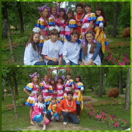 Самара Samara фестиваль цветов 2012аниматорывеселье