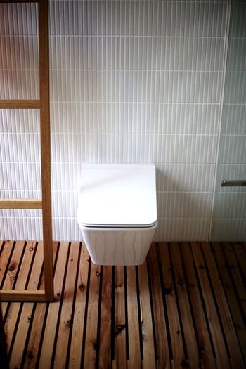No People Indoors  Tiled Floor Home Interior Bathroom Day Toilet Bowl