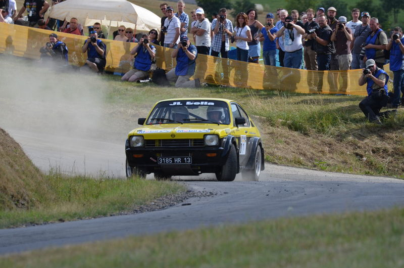 Eifel-rallye-festival Motorsport Outdoors People Rallye Rallye Car Speed Speeding