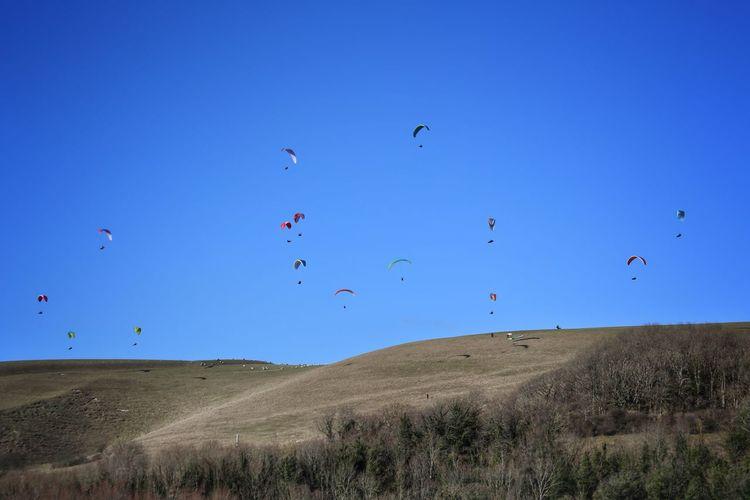 parachute paragliding Paragliding Parachute Paragliding