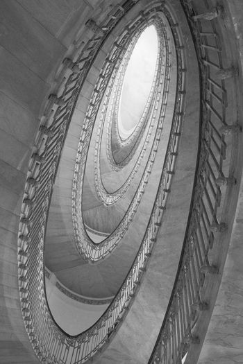 Architetto Arata GiulioUlisseArata Napoli Velata Architecture Spiral Staircase Spiral Stairs Steps And Staircases