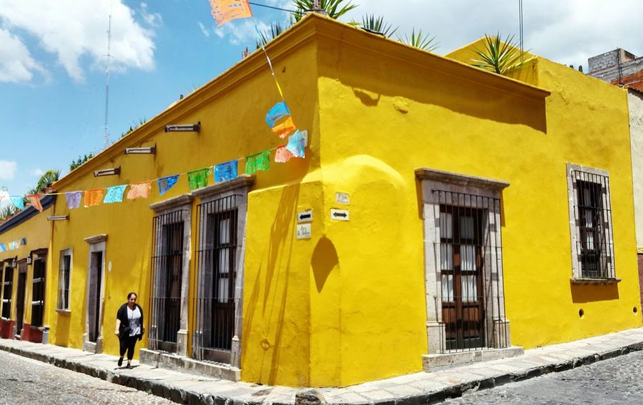 EyeEm Mexico Color Turisteando Mexican Culture San Miguel De Allende Perspective Magicplace Viva Mexico Streetphotography