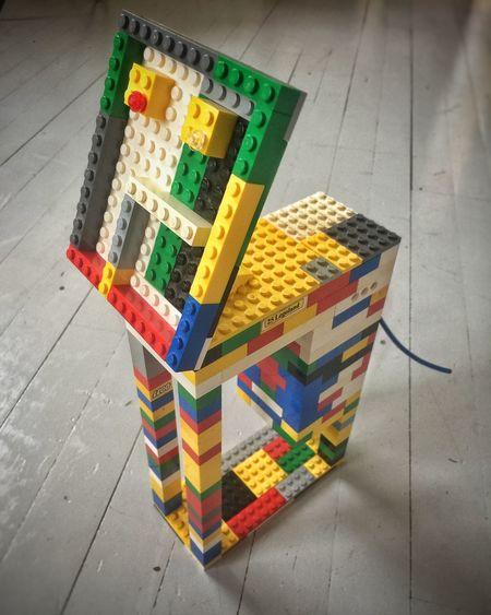 LEGO Cat Picasso Crazy Animals  Animal_collection Art Toysphotography Toys Denmark Danish Design