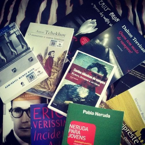 LivrosNovos Presente Amô Livro  Paradise ler Book Mae Present