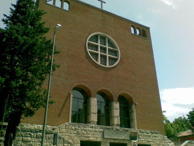 Church Trieste Beata Vergine Beata Vergine Chiesa Chiese