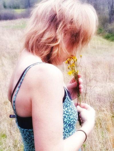 sunlit Girl