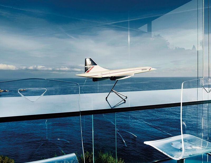 Bedaschmid Photography Sky Sea Luxury Airplane Water British Airways Concorde Aviation SPAIN Office Phaseone Vogue Sunlight Transportation Firstclass Travel