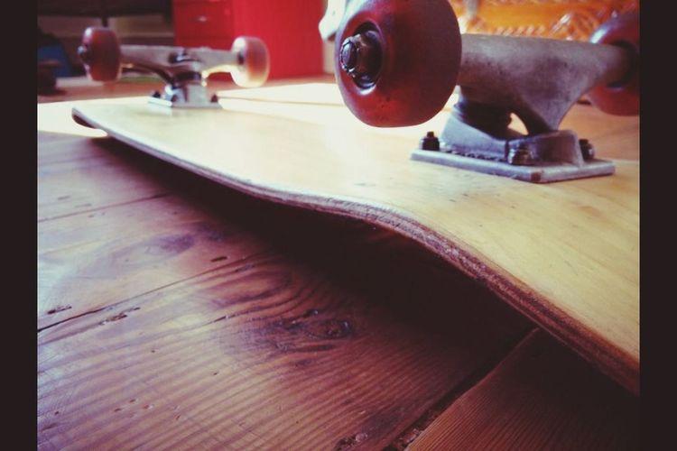 Skateboarding Bullet Trucks Desth Deck