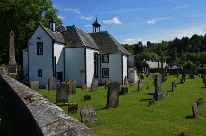 Architecture Built Structure Church Dalserf Daylight Photography Graveyard No People Outdoors Scotland